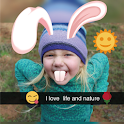 Photo Editor SnapPic Stickers