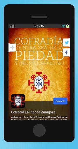 Cofradía La Piedad Zaragoza