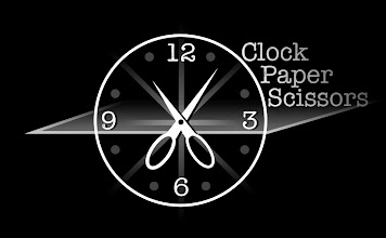Photo: A concept logo for a clock company idea of mine...