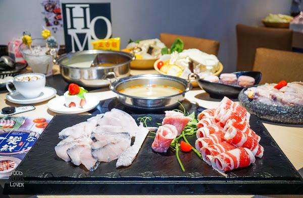 饗鮮海陸火鍋-驚!!!草莓起司蛋糕與卡布奇諾可以當作火鍋料!?X季節限定口味