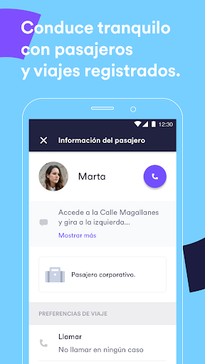 Cabify Drivers - App para conductores 7.22.3 screenshots 6