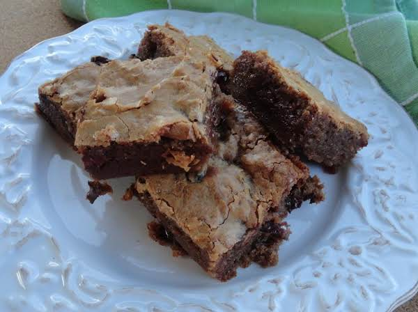 Strawberry & Chocolate Brownies Recipe