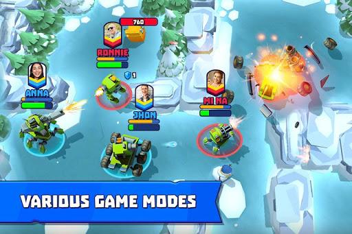 Tanks A Lot! - Realtime Multiplayer Battle Arena 1.30 screenshots 6