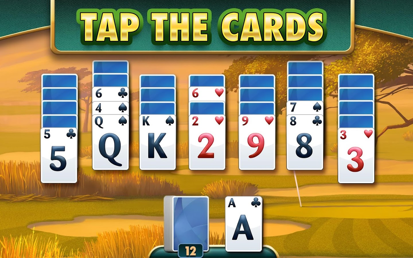 Fairway Solitaire- screenshot