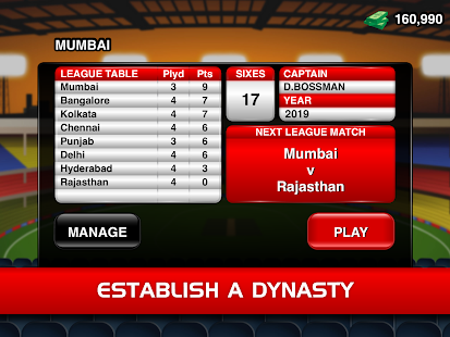 Stick Cricket Premier League- screenshot thumbnail
