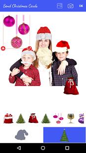 Send Christmas Cards (add items and share photos) - náhled