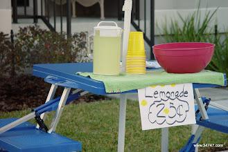 Photo: Lemonade, South Village, Celebration, FL