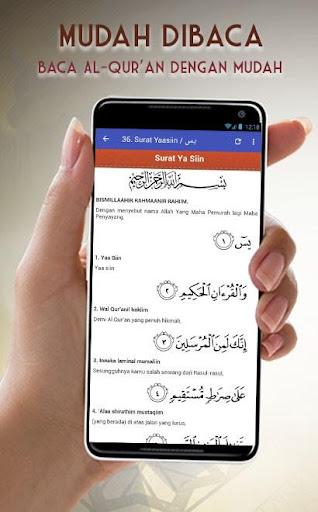 Al Quran Latin dan Terjemahan 1.0 screenshots 4