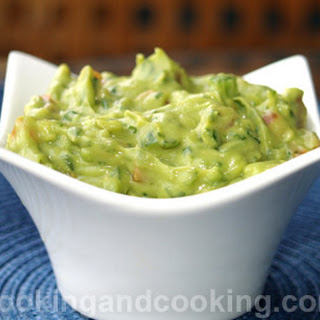 Guacamole (Avocado Dip) Recipe