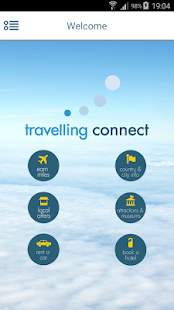 Travelling Connect screenshot