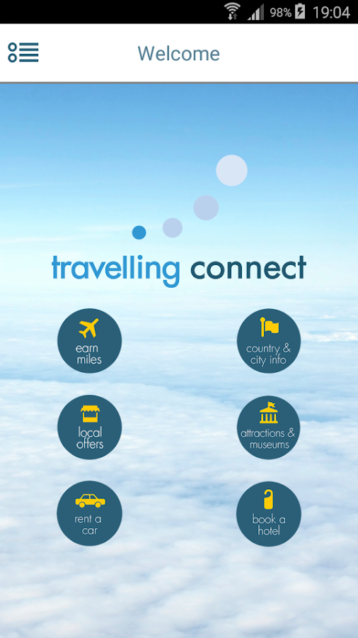 Travelling Connect- screenshot