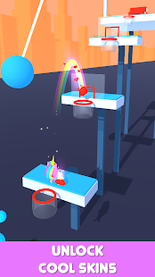 Basket Race 3D Screenshot