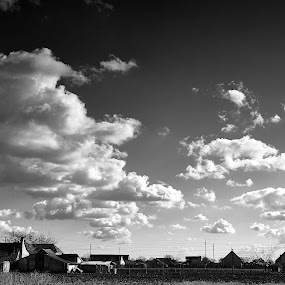 open garden by Lucian Petrea - Landscapes Cloud Formations