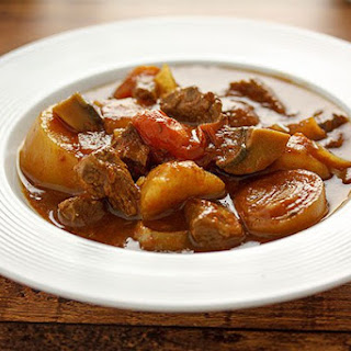 French Lamb Casserole