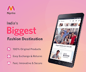 Myntra Online Shopping App Aplicaciones (apk) descarga gratuita para Android/PC/Windows screenshot