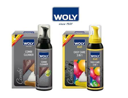 kinderschoenen onderhouden met Woly Easy Care 3in1