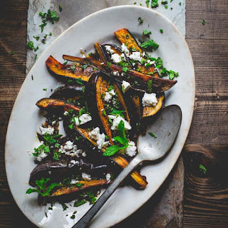 Pomegranate Molasses And Eggplant Recipes