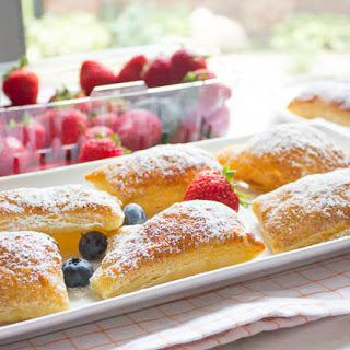 French Desserts With Puff Pastry Recipes.