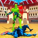 Robot Gladiator Clash Hero Robot Fighting Games icon