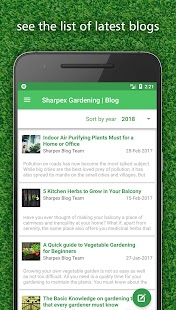 Sharpex -  Gardening Tips and Guide - náhled