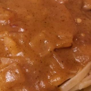 Pumpkin Chipotle Pasta Sauce.