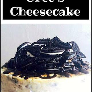 Rich and Creamy Oreo Cheesecake Recipe
