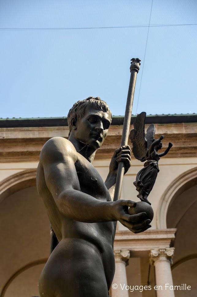 Milan, pinacothèque brera