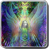 Angel Colors Live Wallpaper