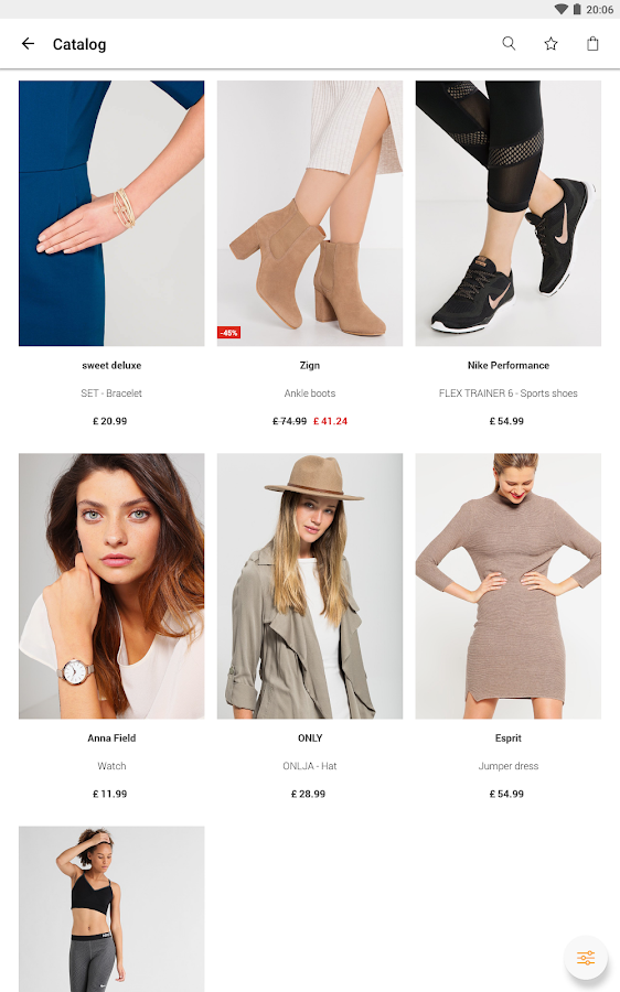 Super Zalando – Shopping & Fashion - Android Apps on Google Play RM87