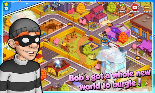 Robbery Bob 2: Double Trouble 1.6.4.3 Cheat screenshots 5