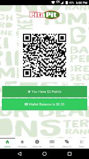 Pita Pit Rewards - náhled