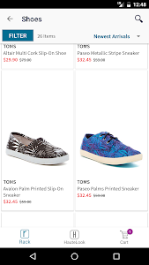 Nordstrom Rack screenshot 2