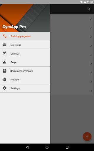 GymApp Pro Workout Log screenshot 20