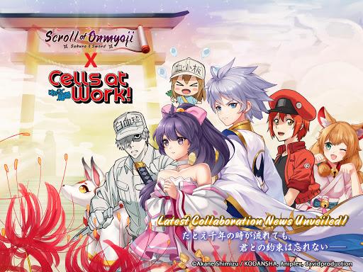 Scroll of Onmyoji: Sakura & Sword 19.1.6 screenshots 13