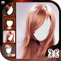Beautiful Hair Style Color icon