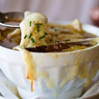 Easy French Onion Soup.