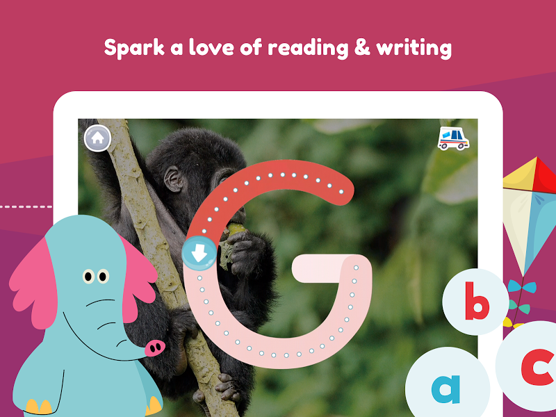 Khan Academy Kids: Free educational games & books Screenshot 8