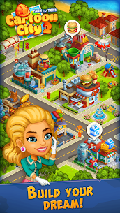 Cartoon City 2: Farm to Town.Build Mod Apk (Unlimited Money) 9