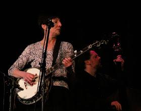 Photo: Joan Harrison, Jamie Doris