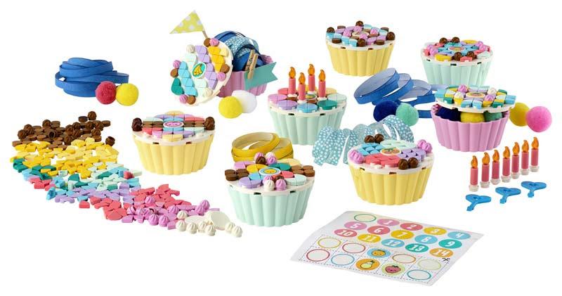 Contenido de Lego® 41926 Kit para Fiesta Creativa