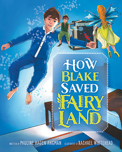 How Blake Saved Fairy Land cover