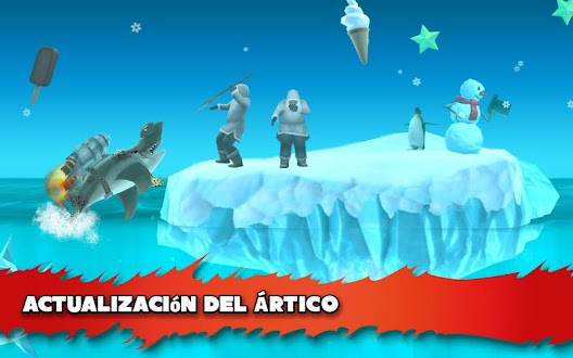 Hungry Shark Evolution Gratis