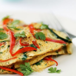 Red Pepper Pancakes Recipes