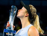 Svitolina-Barty is finale WTA Finals