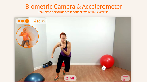 【免費健康App】Fitnet Personal Fitness Video-APP點子