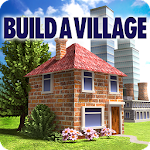 Village City - Island Sim: Build Virtual Town Game Icon