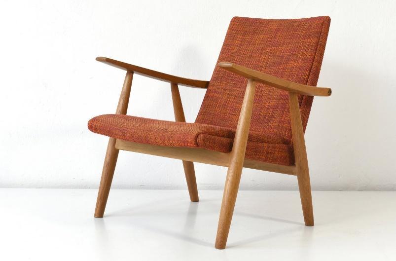 Chaise de style déco scandinave
