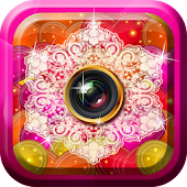 Download Cute Hearts Photo Frames APK to PC