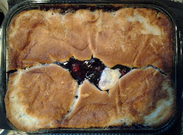 Triple Berry Cobbler Recipe