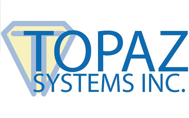 Topaz SigPlusExtLite Background Extension
